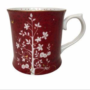 Starbucks Rosanna Wish Christmas Holiday Mug 2009